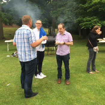 CCF Barbecue - 2015