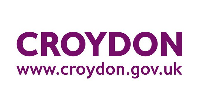 Image result for LB Croydon logo